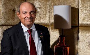 Eric Trappier, PDG de Dassault a fait des annonces concernant l'Aquitaine.