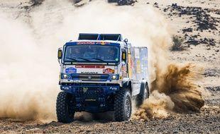 Le Dakar en Arabie Saoudite