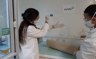 Le film plastique Coversafe de l'entreprise Pylote s'adapte à tous les supports.