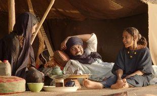 Une scène du film Timbuktu.
