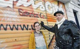 Delphine, 26 ans, et Nicolas, 24 ans, ne veulentêtre « ni moralisateurs, ni intrusifs ».