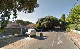 L'accident s'est déroulé dans le quartier de Janas, à La Seyne-sur-Mer.