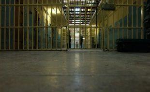 La prison des Baumettes, à Marseille. (illustration)