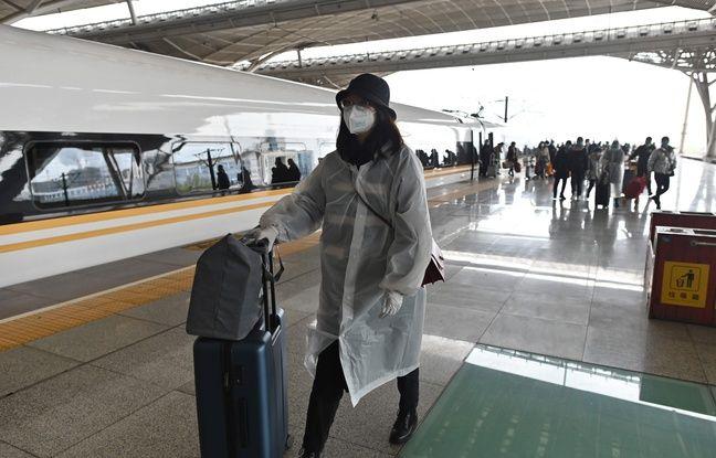 Coronavirus en Chine: Après deux mois de bouclage, des voyageurs regagnent Wuhan