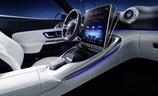 Dès 2025, Mercedes ne lancera plus que des « architectures » 100 % électriques (illustration).