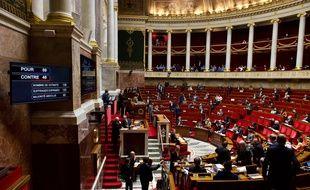 Les députés ont adopté ce lundi l'article premier du projet de loi.