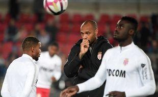 Thierry Henry n'a pas vécu sa première rêvée au stade de la Meinau, ce samedi soir.