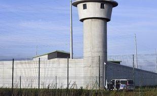 La prison de Valence, dans la Drome (image d'illustration).