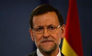 """Le referendum sur l'indépendance de la Catalogne, annoncé jeudi par le président de la région Artur Mas, """"n'aura pas lieu"""", a affirmé le chef du gouvernement espagnol Mariano Rajoy, assurant qu'il ne pouvait """"négocier"""" sur cette question."""