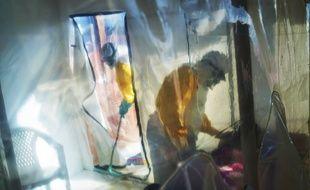 Ebola (Illustration)