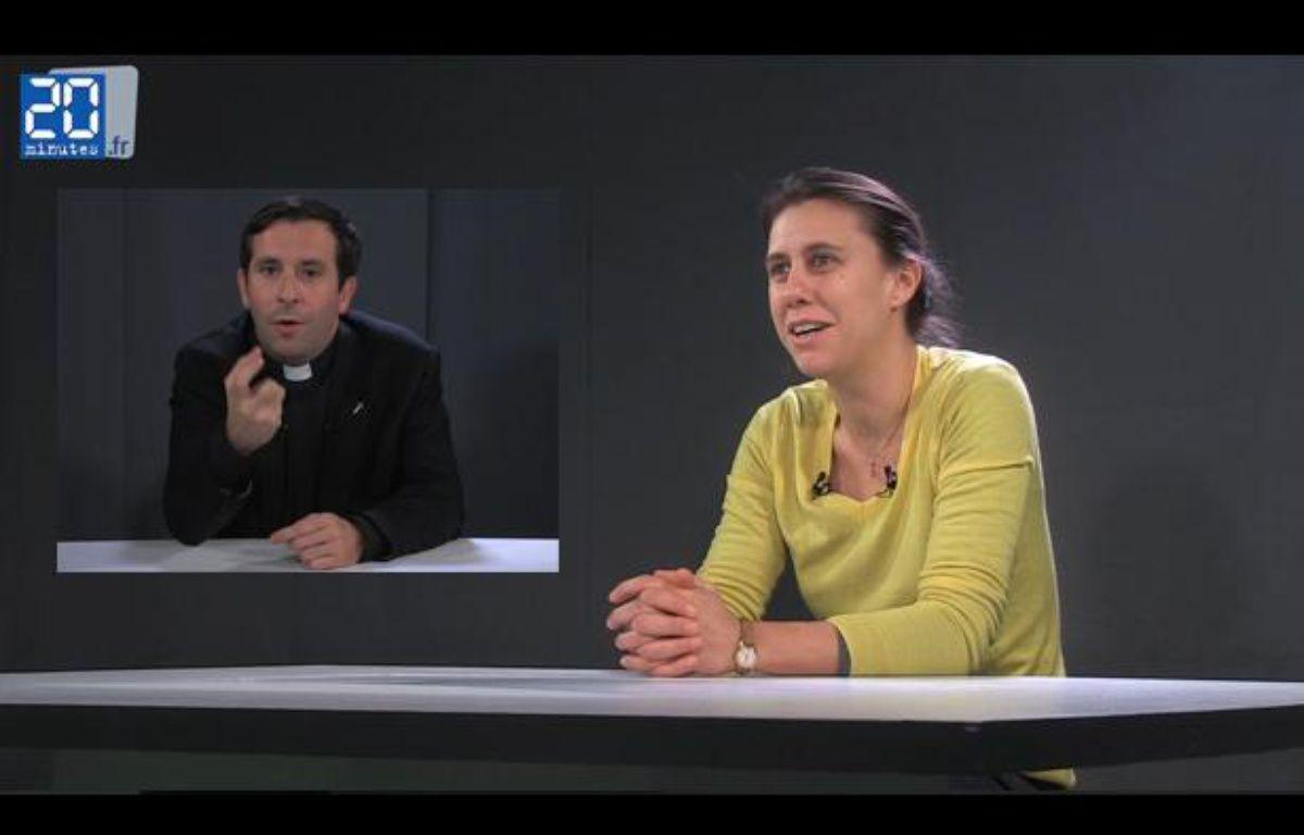 Anne Susset répond aux questions de l'abbé Grosjean – JD-TL / 20 Minutes