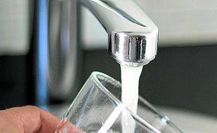 De l'eau du robinet (Illustration)