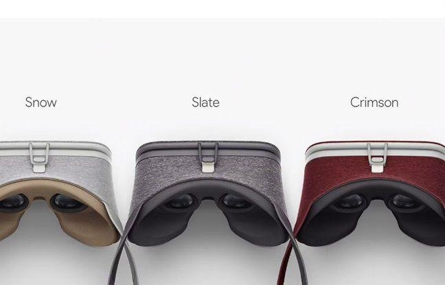 Le casque de réalité virtuelle Daydream View sera confortable, selon Google.