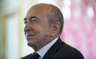 Gérard Collomb a annoncé qu'il n'augmenterait pas les impôts après 2020 s'il est réélu.