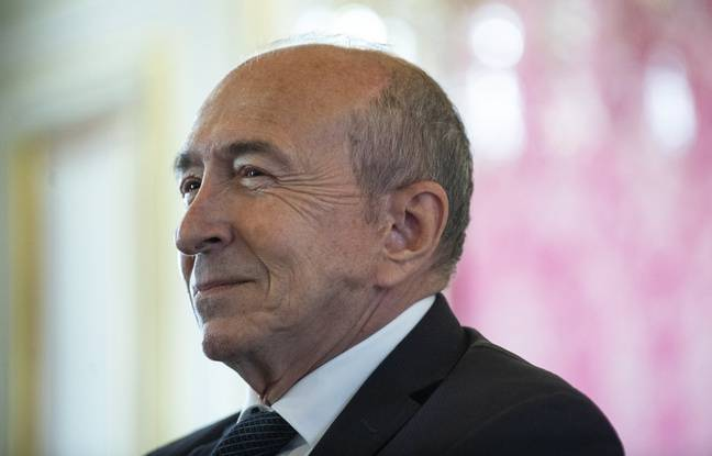 Municipales à Lyon: David Kimelfeld? «Un poulain qui se cabre de temps en temps» selon Gérard Collomb