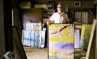Vous ne devinerez jamais comment il peint ces tableaux - Le Rewind (video)