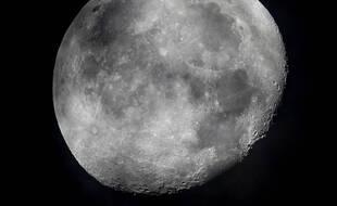 La Lune, le 5 octobre 2020.