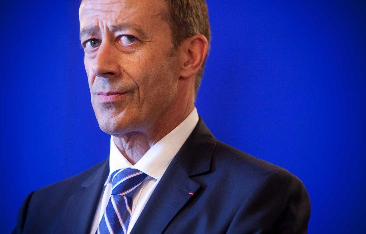 Le préfet Alain Gardère, le 29 août 2011 à Marseille. – MAGNIEN/20 MINUTES/SIPA