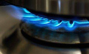Le prix du gaz augmente en mai 2021.