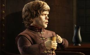 Tyrion dans Iron from Ice.