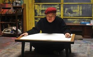 Takeshi Kitano, réalisateur-acteur d'«Achille et la tortue, où il interprète un peintre.