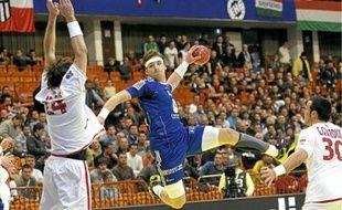 Xavier Barachet a joué au Cavigal Nice handball avant de prendre un envol international.