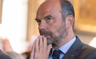 Edouard Philippe est premier ministre depuis mai 2018.