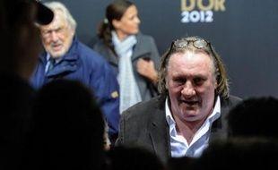 L'acteur Gérard Depardieu était absent mardi à sa convocation au palais de justice de Paris pour conduite de son scooter en état d'ivresse fin novembre, a constaté une journaliste de l'AFP.