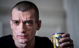 L'artiste russe Piotr Pavlenski