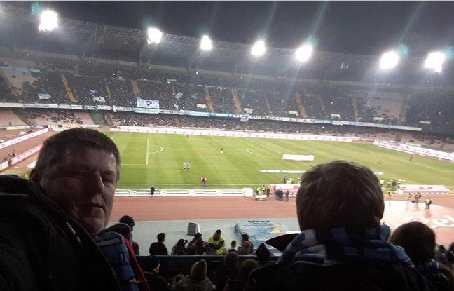 Soir de match au San Paolo.