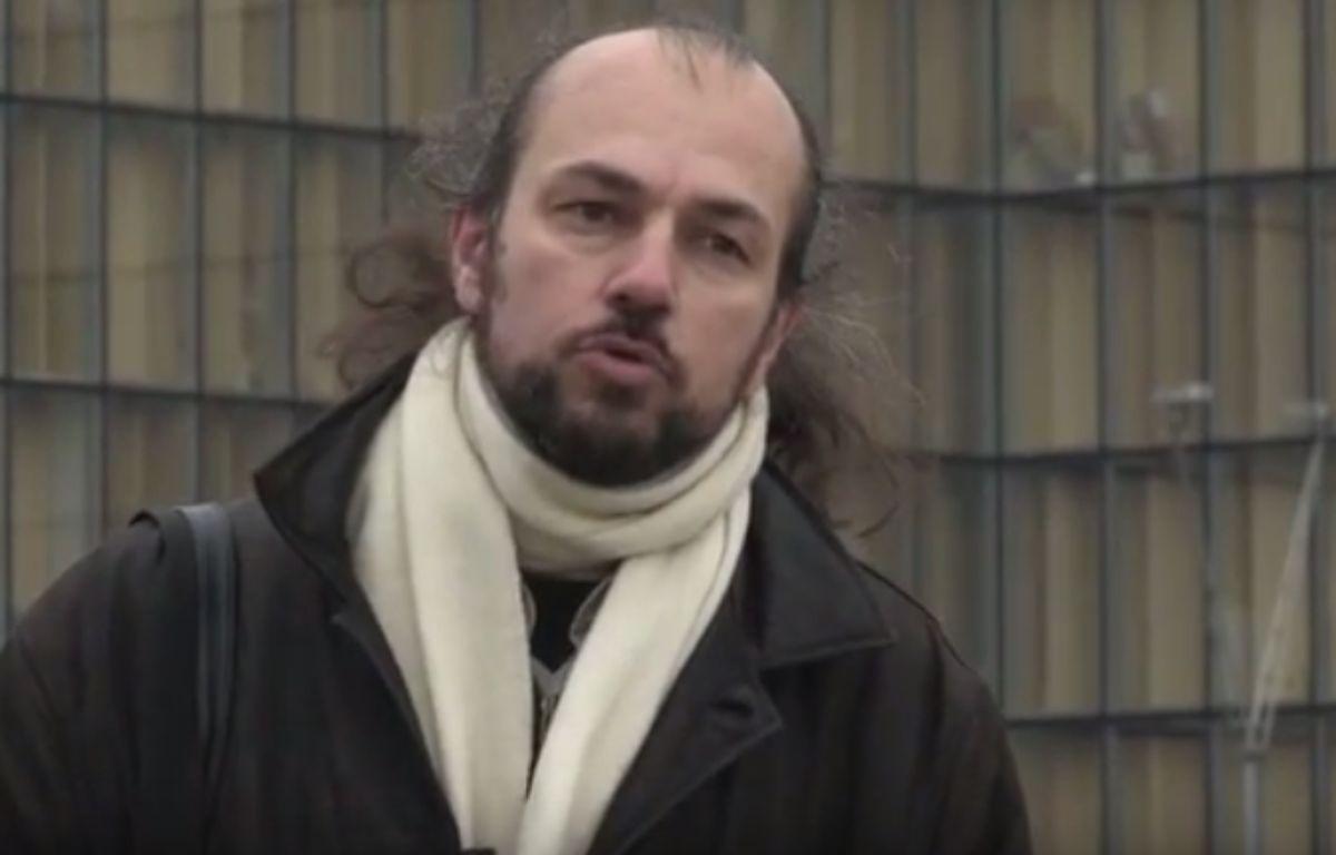 Marc Roux, le président de l'Association Française Transhumaniste «Technoprog!» – resistance2031
