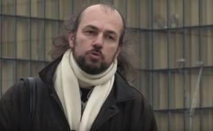 Marc Roux, le président de l'Association Française Transhumaniste «Technoprog!»