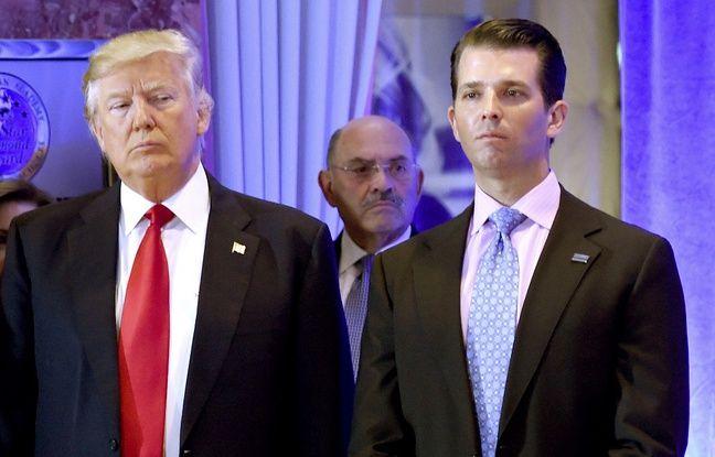 Donald Trump Jr défend son père dans son nouveau livre et soutient qu'il n'est pas raciste