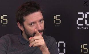 Julien Cazarre était l'invité de 20 Minutes en Facebook Live ce jeudi 14 décembre, et il a notamment parlé de Strasbourg.