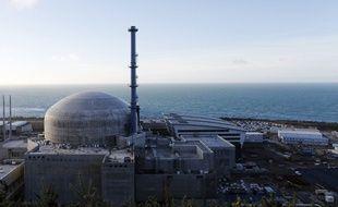 Le réacteur EPR de Flamanville en France (image d'illustration).