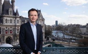 Pierre-Yves Bournazel, candidat à la mairie de Paris. (Illustration)