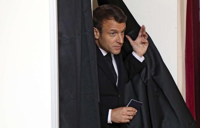 Elections européennes: «Emmanuel Macron n'en a pas fini avec la crise de la justice sociale»