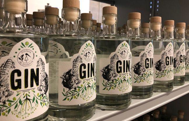 Le gin de la