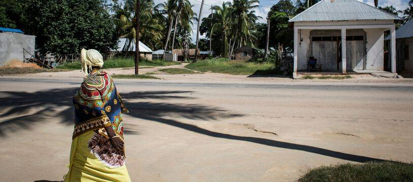 Mozambique: Le site gazier de Total à l'arrêt complet (Illustration)
