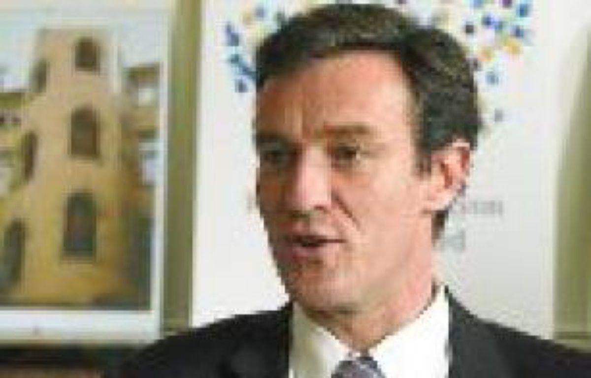 Michel Havard (UMP) n'a jamais caché ses ambitions municipales. –  C. VILLEMAIN / 20 minutes