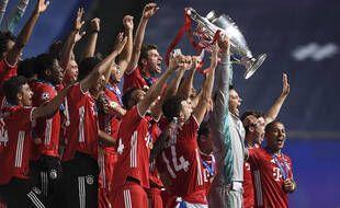 Le Bayern a remporté sa 6e Ligue des champions