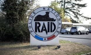 Le quartier général du Raid, à Bièvres