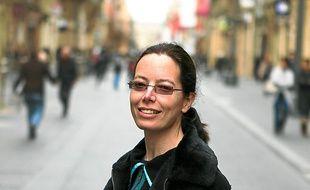 A 40 ans, Sandra Torremocha brigue pour la deuxième fois le Capitole.