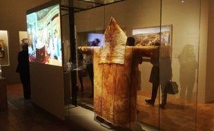 Une partie de l'exposition «Chrétiens d'Orient, 2.000 ans d'histoire», au MuBA de Tourcoing.