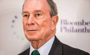 Michael Bloomberg, ancien maire de New York et fondateur de Bloomberg Philanthropies