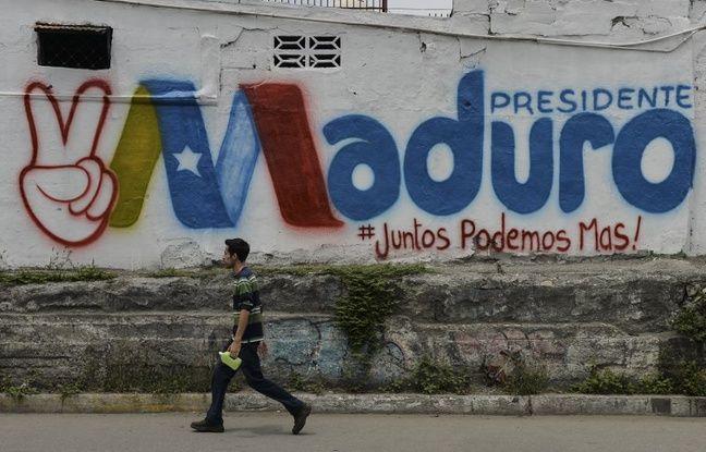 nouvel ordre mondial   Les Vénézuéliens votent au milieu de la pire crise de leur histoire