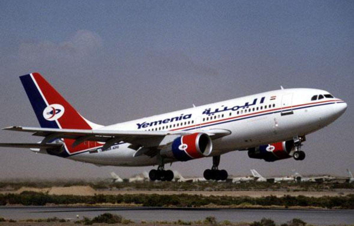 Airbus A310 de la compagnie Yemenia. – REUTERS