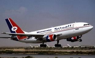 Airbus A310 de la compagnie Yemenia.