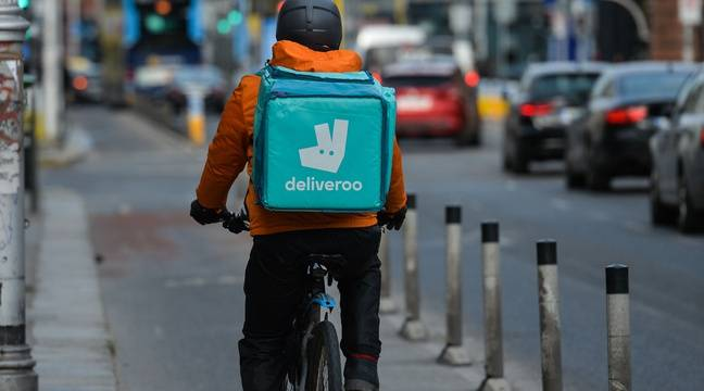 Deliveroo promet une prime spéciale à ses livreurs pour l'entrée en Bourse