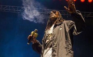 Snoop Dogg à Chicago le 13 septembre 2015.